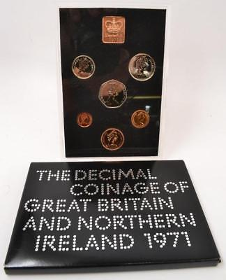 The Decimal Coinage of Great Britain and Northern Ireland 1971 - GM-02