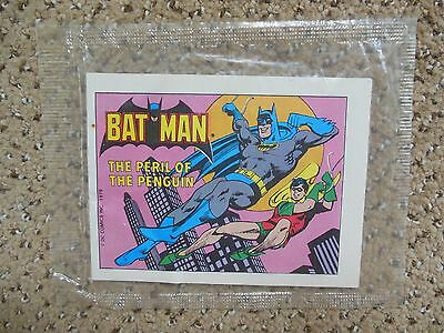 Vintage 1979 Post Cereal Comic BAT MAN  Promo--NEW STILL IN PACK