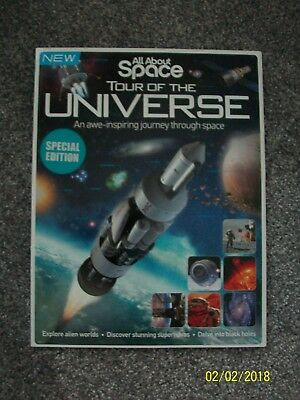All About Space Tour Of The Universe 2nd Revised Edition Bookazine Magazine New