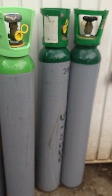 pure argon Gas And Cylinder 10 Litre 200 Bar Argon Pure Welding Gas NO RENTAL