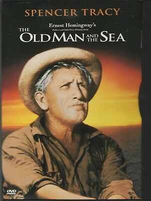 The Old Man and the Sea (DVD, 2000) Not Rated, 1958 Version, Color, CC