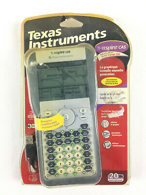 Calculatrice Ti-Nspire CAS Neuf / Texas Instruments