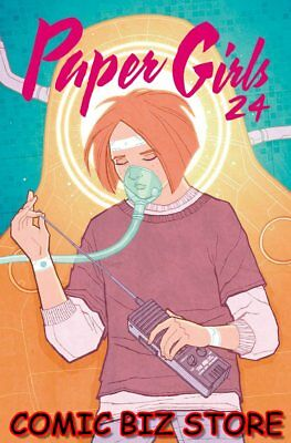 Paper Girls #24 (2018) 1St Printing Bagged & Boarded Image Comics
