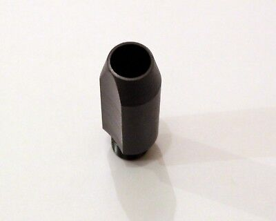 SILENCER ADAPTER Crosman 1377, 1/2 20 UNF Benjamin Discovery , 11,11mm cut!