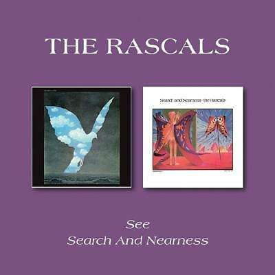 The Rascals - See / Search The Nearness - New Cd Album