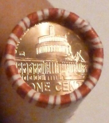 2009D Presidental Lincoln Cent Uncirculated Original Penny Rolls N.f. String