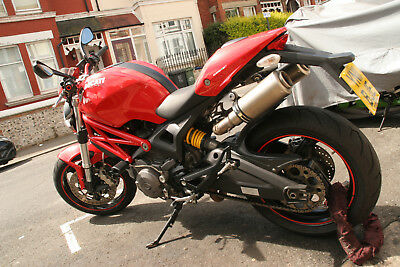 Ducati Monster 696+ 2011 LOW mileage 11k + VIDEO // UNAVAILABLE from FRIDAY 21st
