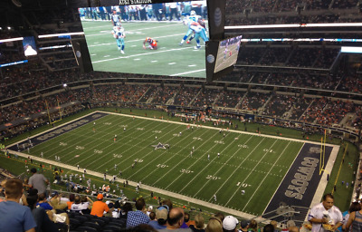 Dallas Cowboys vs Tampa Bay Buccaneers- December 23, 2018 @ 12:00PM AT&T Stadium