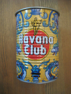 6 Stück Havana Club Limited Cocktail Becher Tin Cup Dose Blechdose