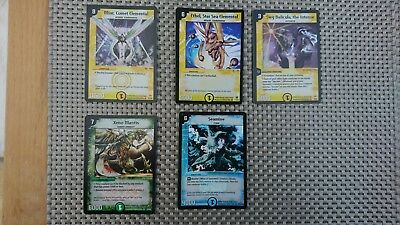 Duelmasters TCG Cards Collection Of Rare And Ultra Rare Singles Unplayed
