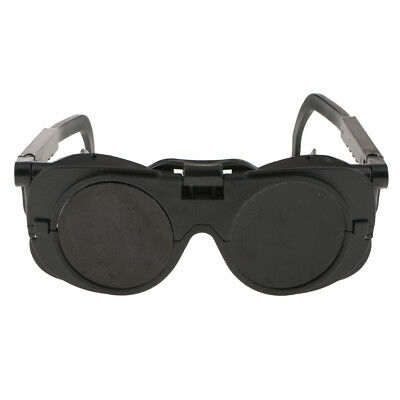 Welding Cutting Welder Soldering Safety Goggles Flip Up Eye Protect Glasses
