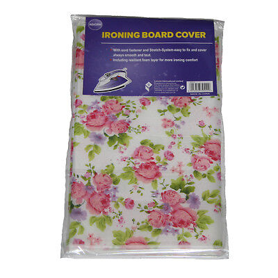 Replacement Ironing Board Cover Fit boards Up To 110cm x 40cm