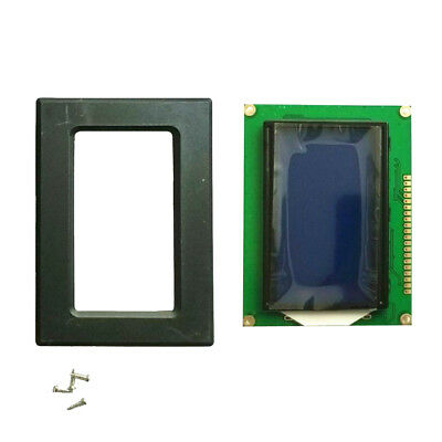 128x64 LCD Display Module ST7920 Blue Backlight for Raspberry Pi Arduino NEW