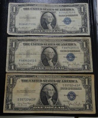 How Much Is A 1935 E Silver Certificate One Dollar Bill Worth ...