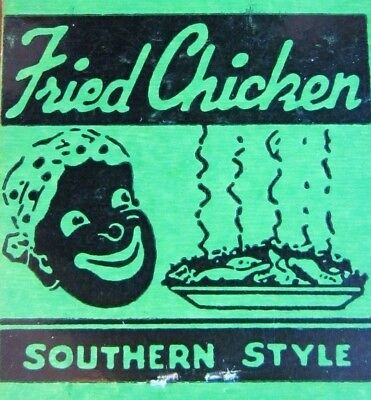 Black Americana: Chicken Castle Restaurant (Encino, California) -Mc8