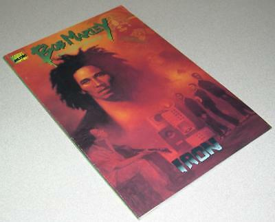 Bob Marley - Tale of the Tuff Gong Book 1: Iron (Marvel Comics, 1994)