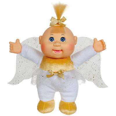 "Cabbage Patch Kids Cuties Doll: 9"" Holiday Helpers Collection - Twinkle Angel"