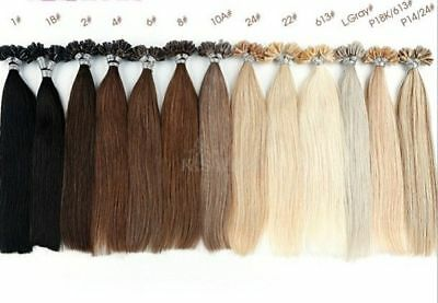 Extensions Keratine 25-30Cm 0,8G 100% Naturel