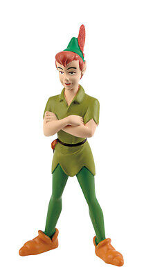 Bullyland Disney Peter Pan Figurine Cake Topper Collectible