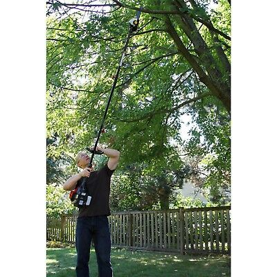 Craftsman Pole Chain Saw Attachment for Gas Trimmer Tree Pruner 11' Extension