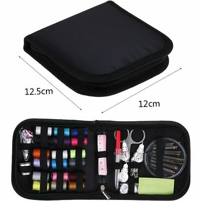 70Pcs Portable Emergency Sewing Kit Professional Sewing Set for Home Travel