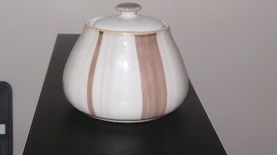 Denby Truffle Layers Sugar Bowl