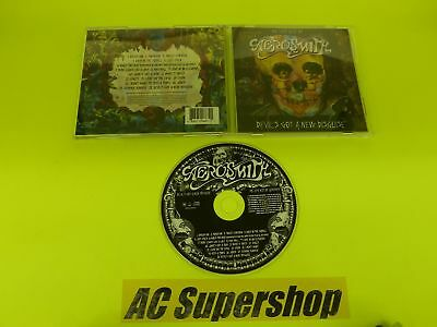 Aerosmith the very best of devils got a new disguise - CD Compact Disc