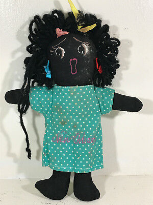 70s 80s Black Americana New orleans Doll toy