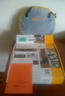 KidCo Lightweight Mesh Peapod Infant Travel Bed Sunshine  P3011 Get it Now.
