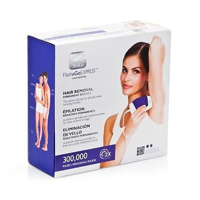 Silk'n Flash & Go Express - Professional Grade Home Hair Removal Device