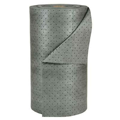 Brady MRO Plus Gray Polypropylene 49 gal Absorbent Roll MRO30-DP - 30 in Width