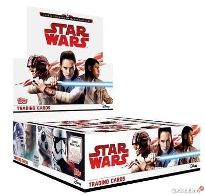 Star Wars: Journey to Star Wars: The Last Jedi Trading Cards -1 Box 30 Packs