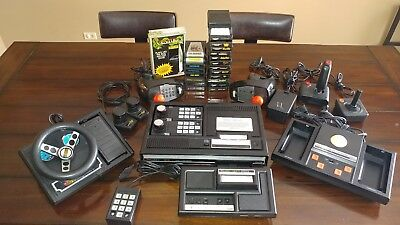 ColecoVision Bundle **Tested and Working** 23 Games *** CHECK IT OUT ***