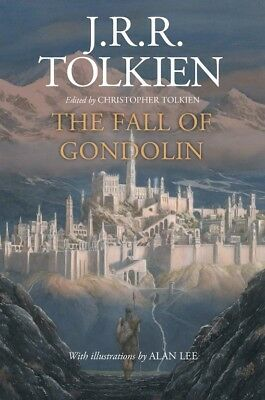 The Fall of Gondolin (Hardcover) by J. R. R. Tolkien
