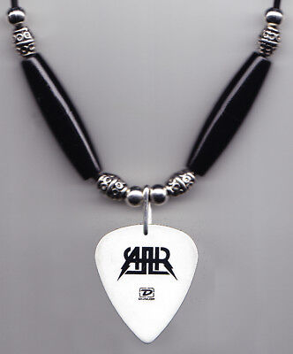 All American Rejects Nick Wheeler I Am Oklahoma Guitar Pick Necklace - 2006 Tour