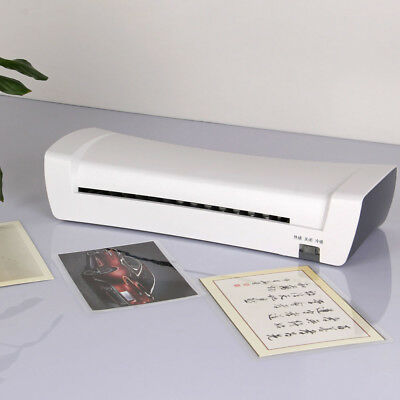 Office School SL200 Thermal Laminator Laminating Machine with 2 Rollers For A4