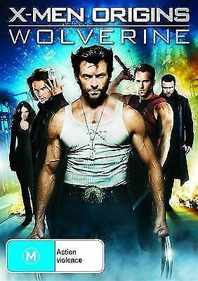 X-Men origins Wolverine DVD R4 Brand new sealed