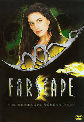 Farscape The Complete Fourth 4th Season 4 Four (DVD 2009, 6-Disc Set) New Sealed