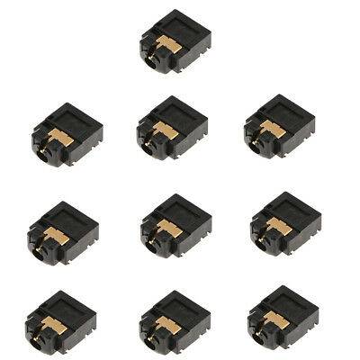 10x 3.5mm Jack Headphone Audio Component Port Socket For Xbox one Controller