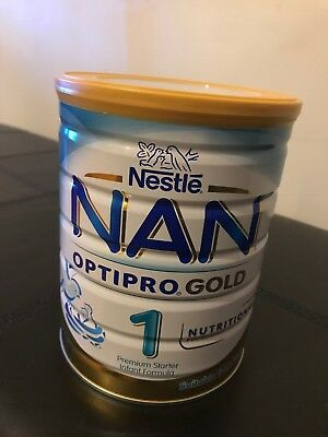 Nestle NAN Optipro Gold 1 800g