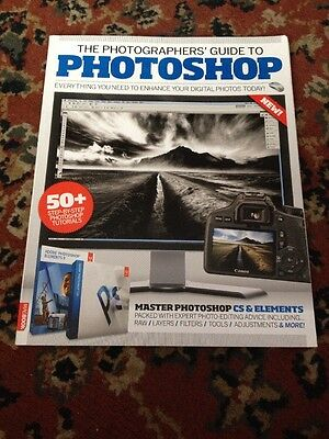 Photographer's Guide to Photoshop 3 # step-by-step instructions # & MORE !