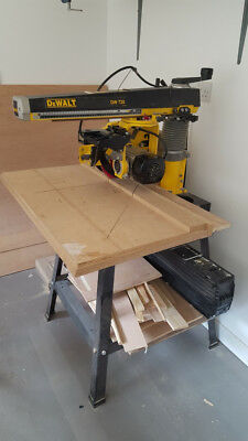 DeWalt DW720 Radial Arm Saw (cross cut circular saw)