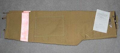 Firefighter Turnout Bunker Pants Quest 38x30. NWT No Inner Liner