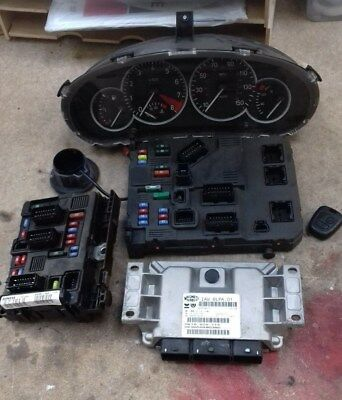 peugeot 206 gti 180 ecu kit bsi fuse box remote speedo 80k rh picclick co uk