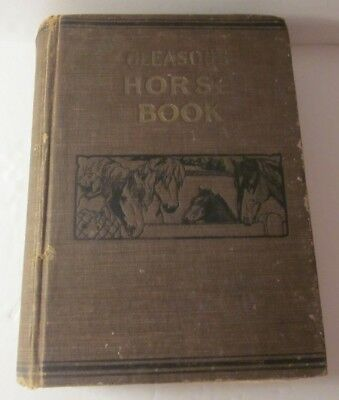 1892 Gleason's Horse Book, American's King Of Horse Trainers