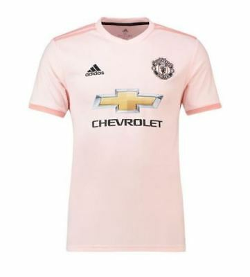 2018/19 | Adults | Manchester United Away Shirt | All Player Names & Customs