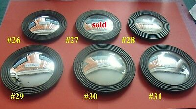 Banjo  barometer Butlers mirrors + surronds , offer for   #1  ONLY,  see range