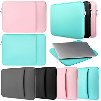 14 15.6 Inch Notebook Cover Sleeve Laptop Computer Case Pouch Bag For Dell HP