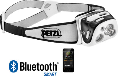 Petzl Reactik+ 300 Lumens Black Fishing Headlamp