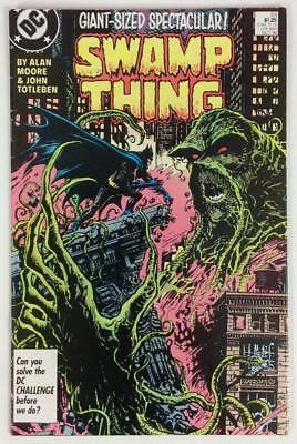 Swamp Thing #53 giant sized spectacular (DC 1986)